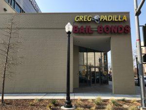 Greg Padilla Bail Bonds Head Office